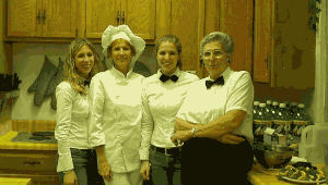 Chef Nancy and Crew