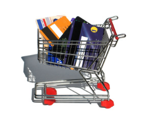 shopping on credit