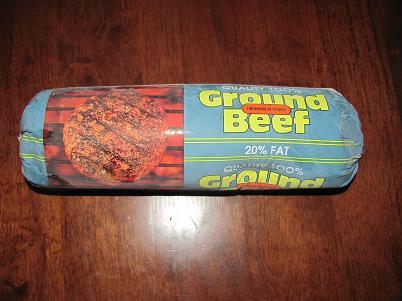 ground beef sale