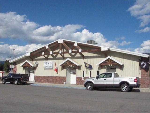 Local VFW Post 1548 Libby, MT