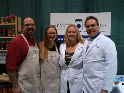 Wilson, Chaya, Nurse Amy and Dr Bones