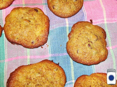 The Perfect Cookie with Home-Milled Flour