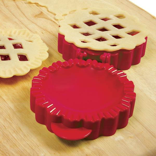 Lattice Pie Mold