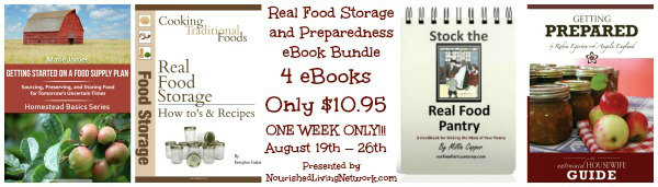 Food Storage E-book Bundle