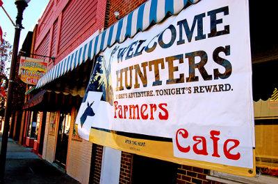 Hunters Welcome
