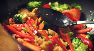 Stir Fry for a Healthy Meal