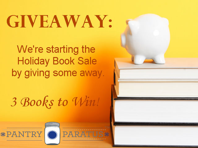 Pantry Paratus Book Giveaway