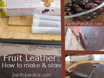 Pin This: How to Make Fruit Leather