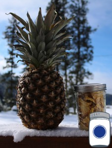 Pineapple Actual Size