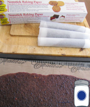 Nonstick Baking Paper--reusable too!