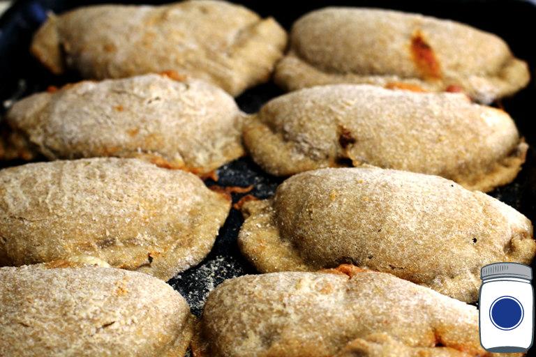 Easy Recipe for Calzones