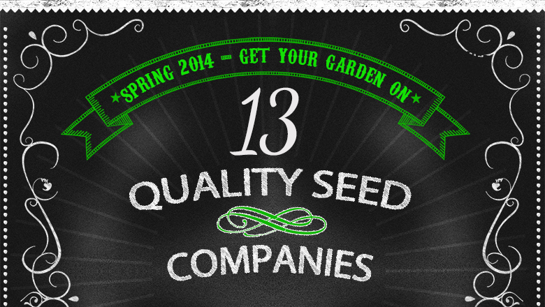 13 Quality Seed Companies by Blue Yurt Farms