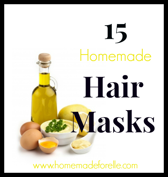 15 Nourishing Hair Masks