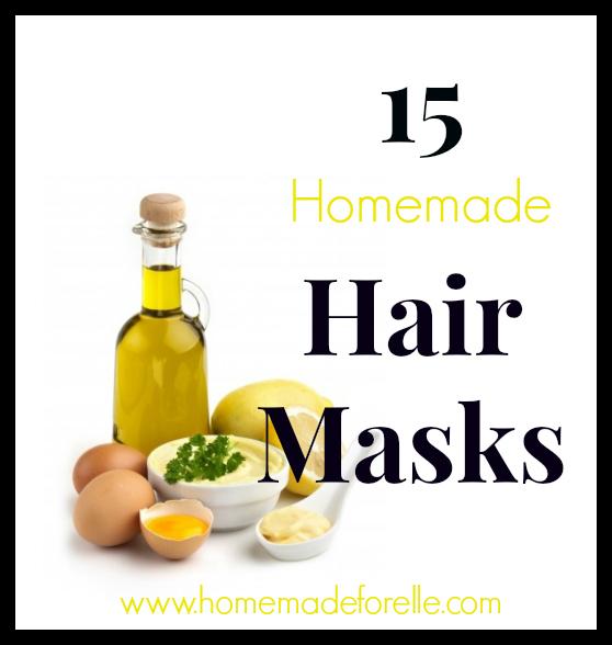 15 Nourishing Hair Masks