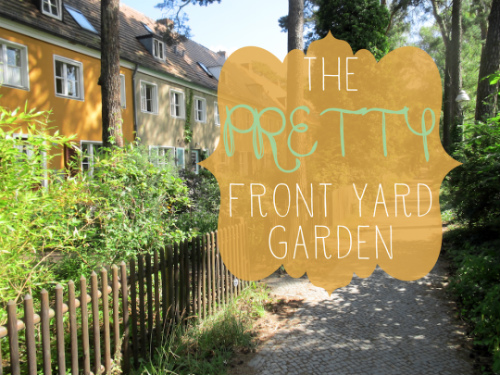 Homegrown & Healthy Front Yard Gardening