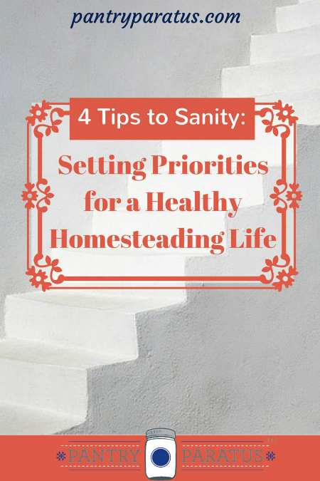 4 Tips to Sanity