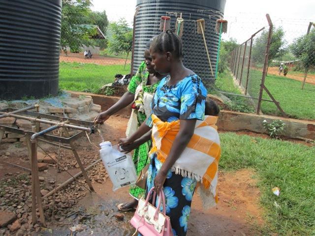SolarBag in Uganda