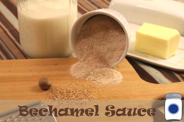 Recipe for Bechamel Sauce