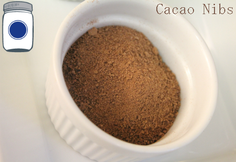 Grinding Cacao Nibs