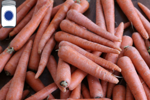 Overwhelmed by Carrots