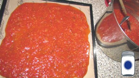 Dehydrating Pasta Sauce