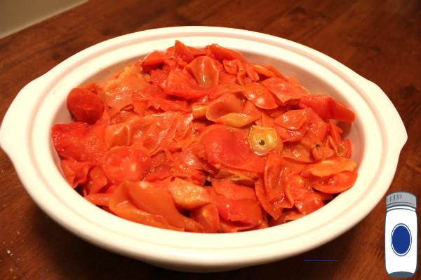 Tomato Peels