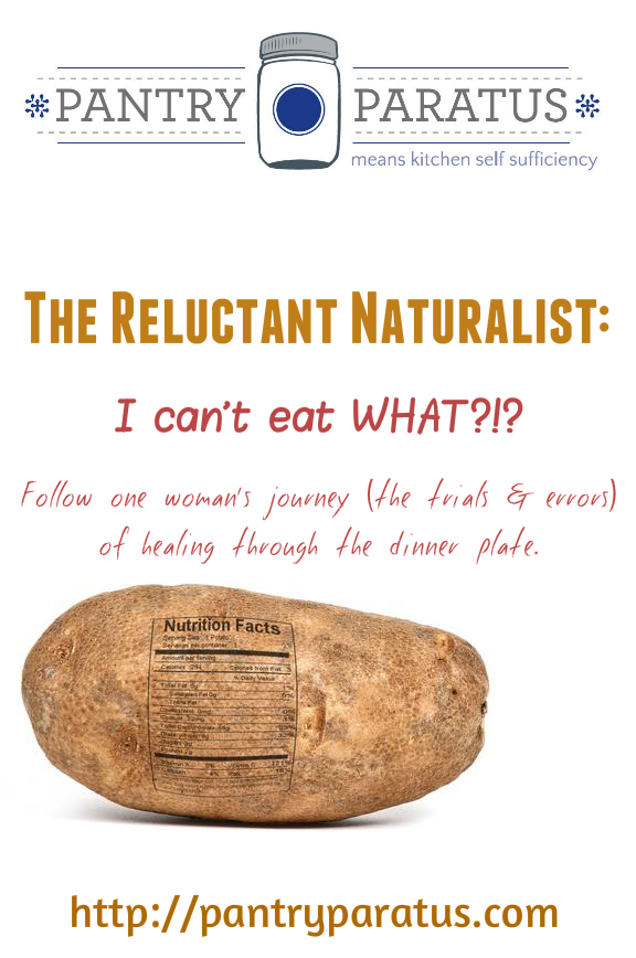 Reluctant Naturalist