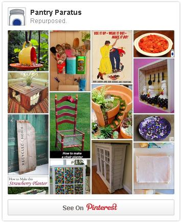 Pantry Paratus on Pinterest