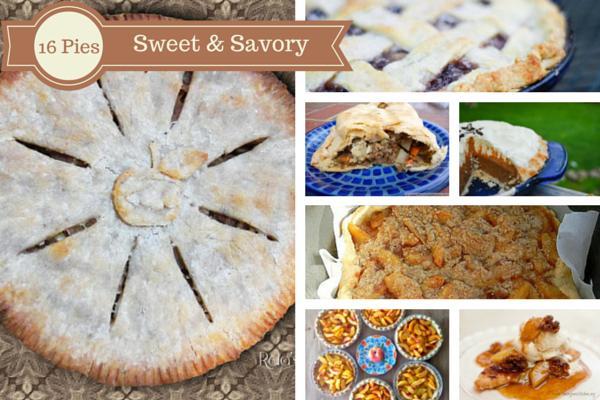 16 Pie Recipes