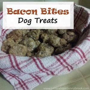 Bacon Dog Treats