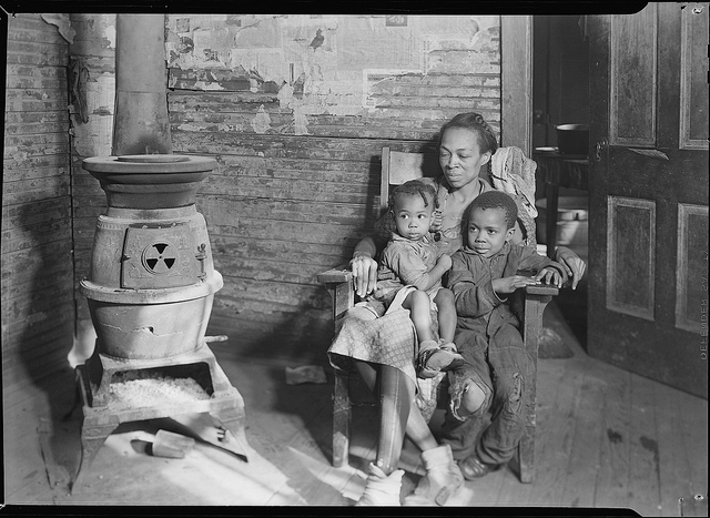 photo from Great Depression, National Archives
