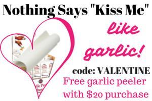 Free Garlic Peeler