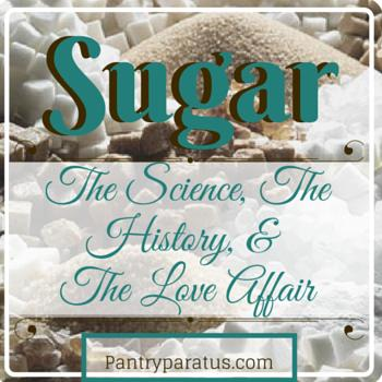 Sugar: The Science, History & Love Affair