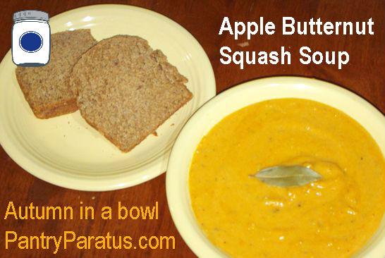 Apple Butternut Squash