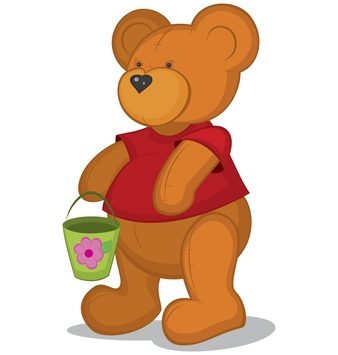 The Bears Like Huckleberries, too.