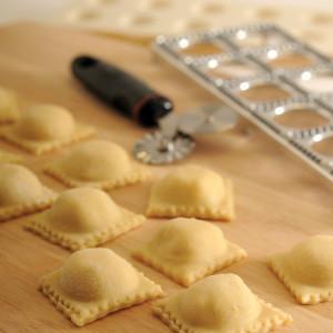 Step 6: Trim Ravioli