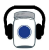Pantry Paratus Radio Jar