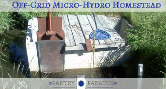 Off-Grid Micro-Hydro homestead