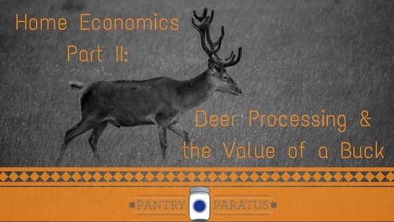 Home Economics Part II: Dear Processing and the Value of a Buck