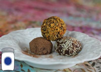 Chocolate Truffle Recipe: 4 nourishing ingredients by Pantry Paratus