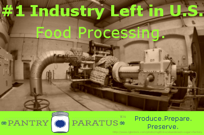 #1 Industry Left--Food Processing