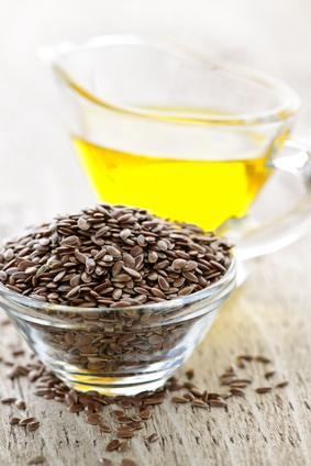 Organic Brown Flax Seed