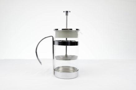 6 Cup Chrome Tea & Coffee Press