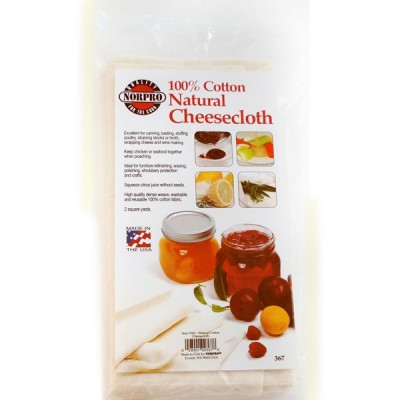 Natural Reusable Cheesecloth