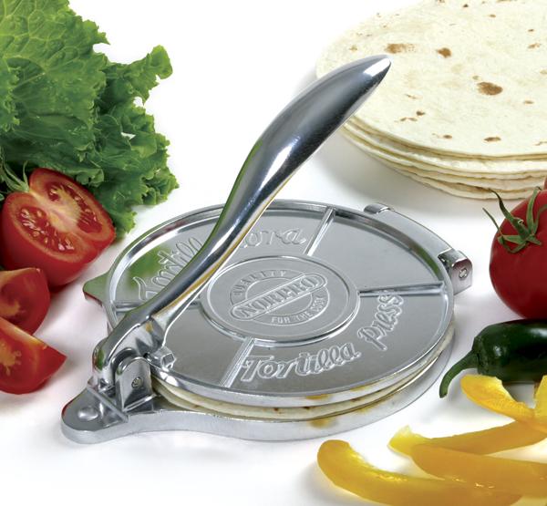 how to use a tortilla press flour tortillas