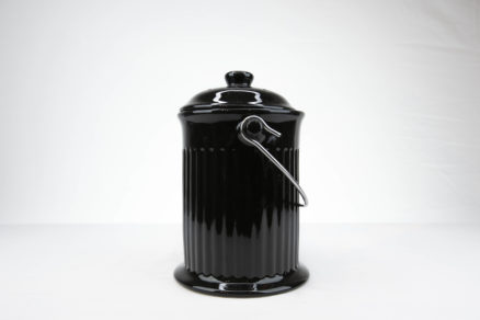 1 Gallon Ceramic Compost Keeper