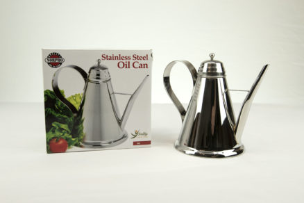 Norpro Stainless Steel Oil Can