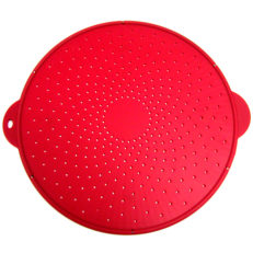 Silicone Splatter Screen & Colander