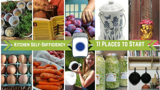 kitchen self sufficiency