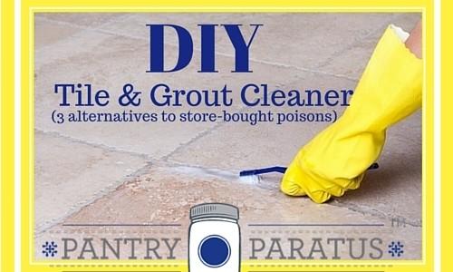 Diy Tile Cleaner Tile Design Ideas